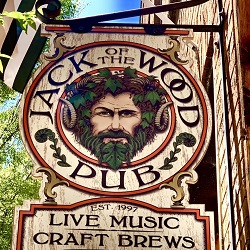 Jack of the Wood restaurant located in ASHEVILLE, NC