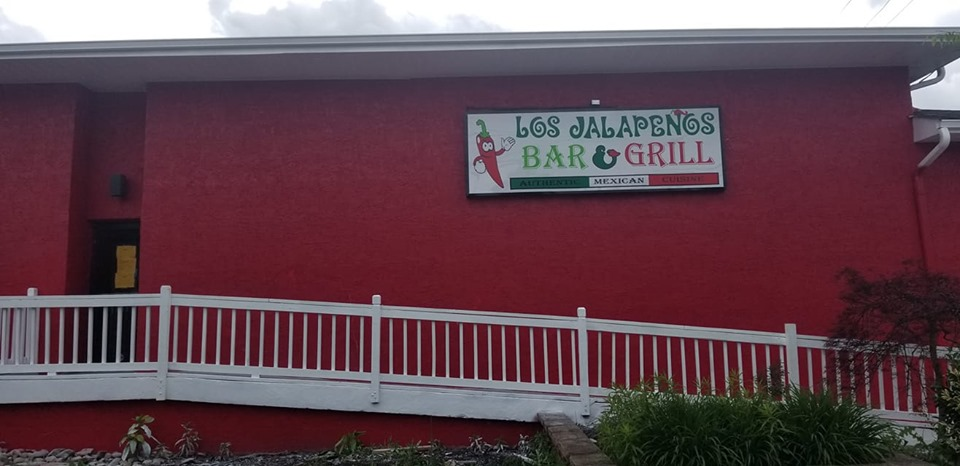 Los Jalapeños Bar & Grill restaurant located in OAKLYN, NJ