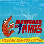 Mariscos El 7 Mares restaurant located in MISSION, TX
