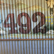 492 BBQ restaurant located in MISSION, TX
