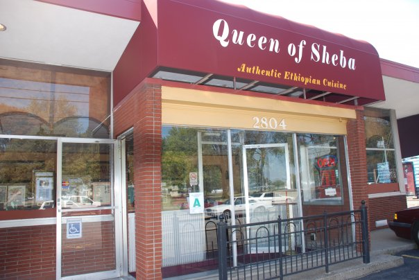 Queen of Sheba restaurant located in LOUISVILLE, KY
