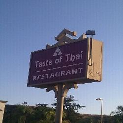 Taste of Thai restaurant located in SAN BERNARDINO, CA
