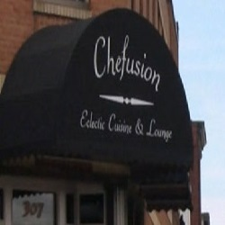 Chefusion Eclectic Cuisine & Lounge restaurant located in GREEN BAY, WI