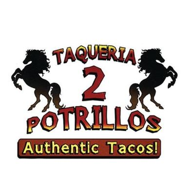 Taqueria 2 Potrillos restaurant located in RIVERSIDE, CA