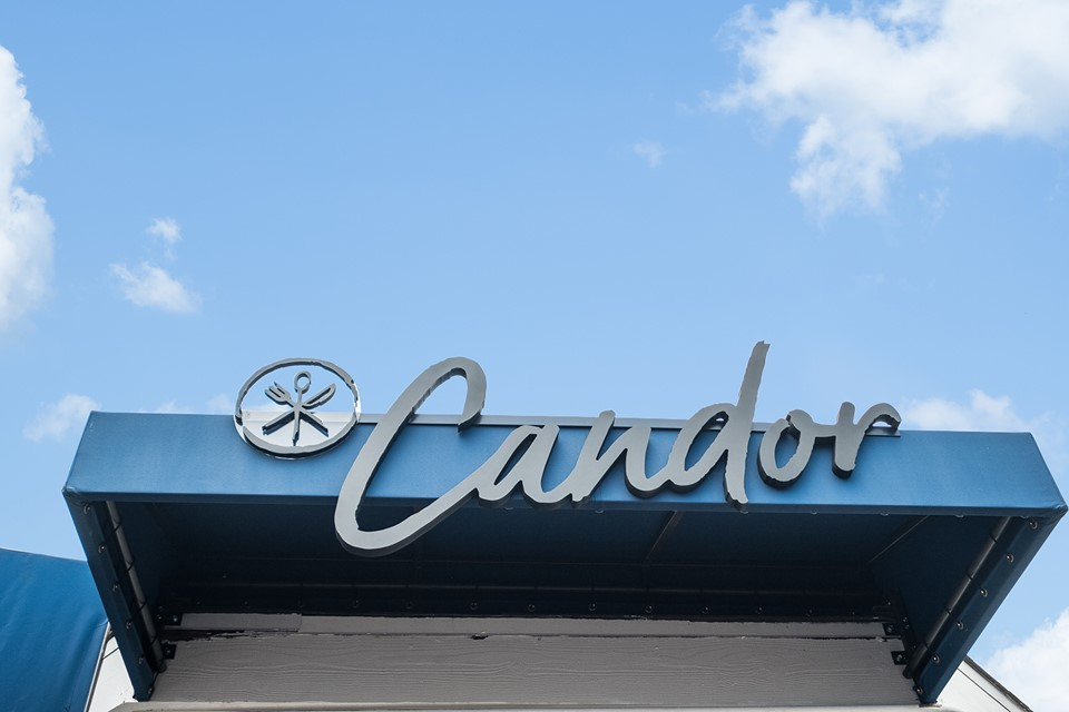 Candor by Giuseppe restaurant located in SAN DIEGO, CA