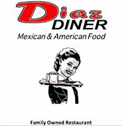 Diaz Diner restaurant located in MISSION, TX