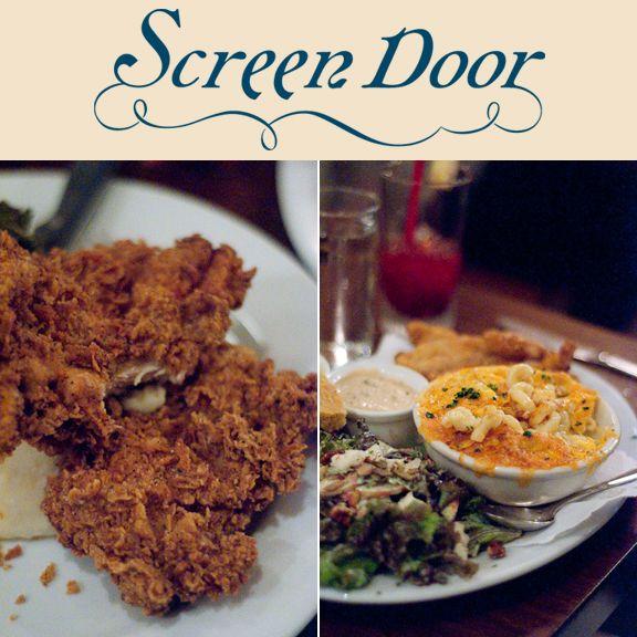 Screen Door  restaurant located in PORTLAND, OR