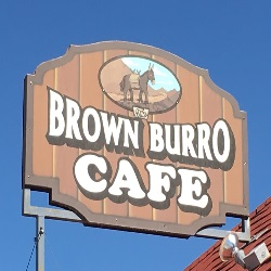 Brown Burro Cafe restaurant located in FAIRPLAY, CO