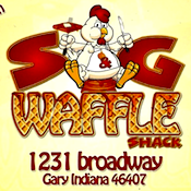 S&G Waffle Shack restaurant located in GARY, IN