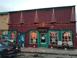 Platte River Saloon restaurant located in FAIRPLAY, CO