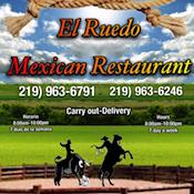 El Ruedo restaurant located in LAKE STATION, IN