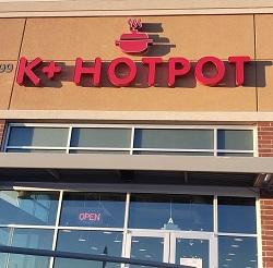 K+ Hotpot restaurant located in AURORA, CO