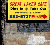 Great Lakes Cafe restaurant located in GARY, IN