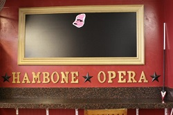 The Hambone Opera restaurant located in LAWRENCE TOWNSHIP, NJ