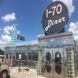 I-70 Diner restaurant located in FLAGLER, CO