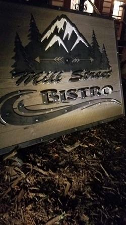 Mill Street Bistro restaurant located in BAYFIELD, CO