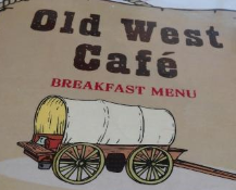 Old West Cafe restaurant located in FORT GARLAND, CO