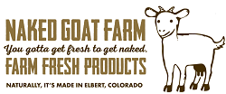 The Naked Goat Cafe restaurant located in ELBERT, CO