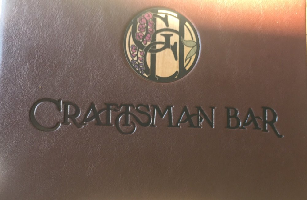 Craftsman Bar restaurant located in ANAHEIM, CA