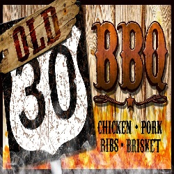 Old 30 BBQ restaurant located in BUCYRUS, OH