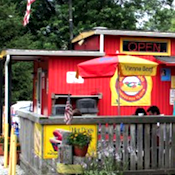 Depot Hot Dogs restaurant located in PORTAGE, IN