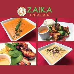 Zaika Indian restaurant located in CASTLE ROCK, CO