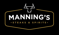 Manning's Steaks and Spirits