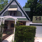 54 Main Bistro restaurant located in HOBART, IN