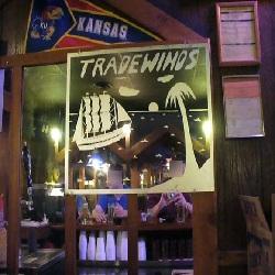 Trade Winds Bar & Grill restaurant located in GARNETT, KS