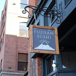 Fujisan Sushi Restaurant restaurant located in BELLINGHAM, WA