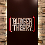 Burger Theory restaurant located in BLOOMINGTON, IN