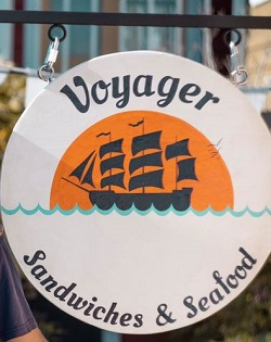 Voyager restaurant located in EASTSOUND, WA