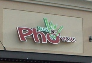 Just Pho You restaurant located in KENT, WA