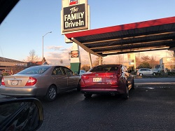 Family Drive-In restaurant located in KENT, WA