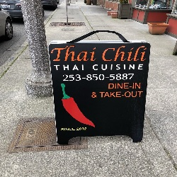 Thai Chili Restaurant restaurant located in KENT, WA