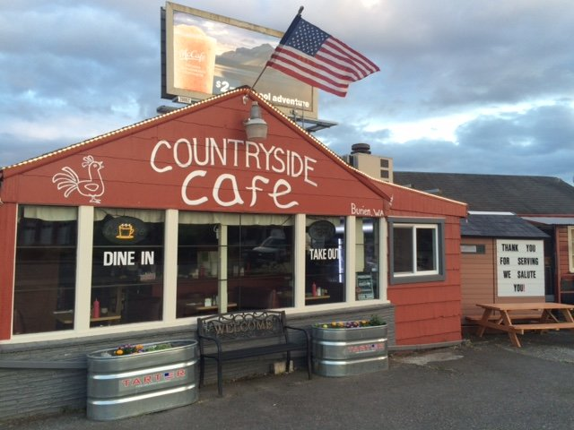 Countryside Cafe restaurant located in BURIEN, WA