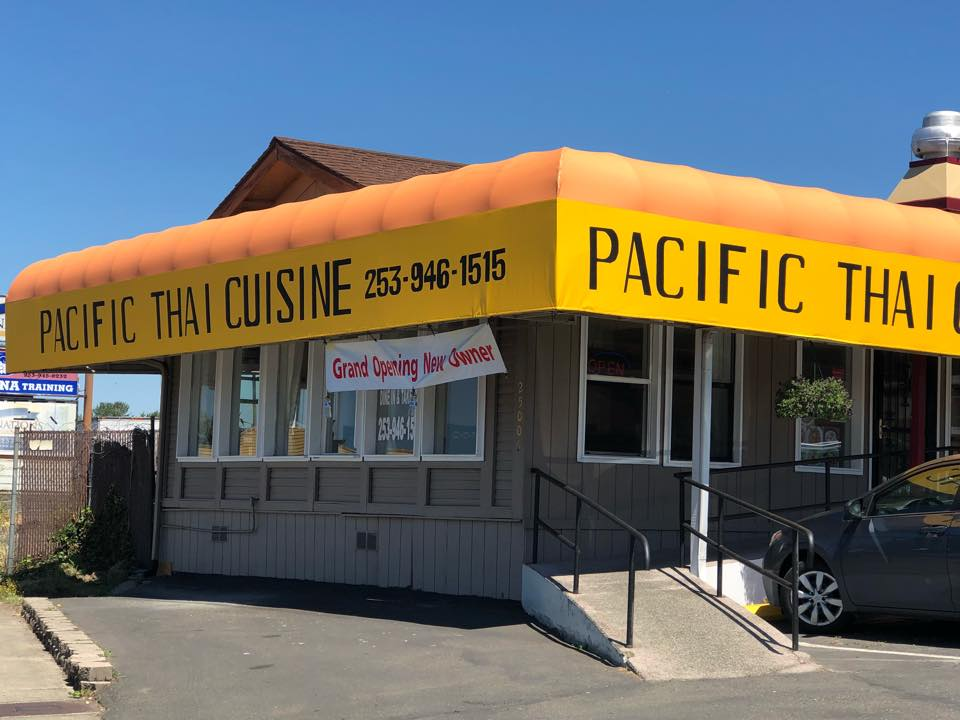 Pacific Thai Cuisine restaurant located in KENT, WA