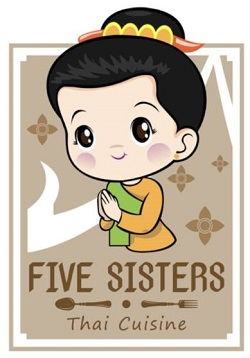 Five Sisters Thai Cuisine restaurant located in RENTON, WA