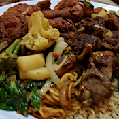 Hamdi Grill restaurant located in COLUMBUS, OH