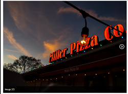 Miller Pizza Co restaurant located in GARY, IN
