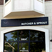 Butcher & Sprout restaurant located in CUYAHOGA FALLS, OH