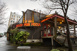 La Fiamma - Wood Fire Pizza restaurant located in BELLINGHAM, WA
