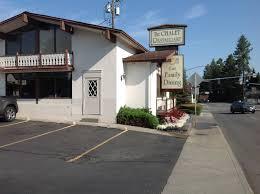 The Chalet Restaurant restaurant located in SPOKANE, WA