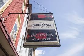 The Market Vines restaurant located in WHEELING, WV