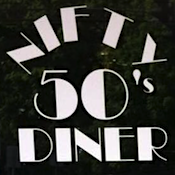 Nifty Fifty Diner restaurant located in MADISON, OH