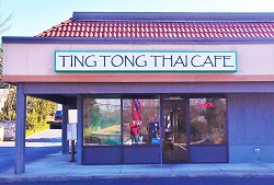 Ting Tong Thai Cafe restaurant located in KENT, WA