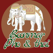 Boonmar Pho & Thai Cuisine restaurant located in KENT, WA
