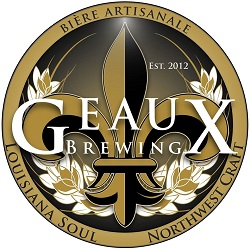 Geaux Brewing restaurant located in AUBURN, WA
