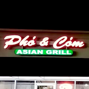 Pho & Com Asian Grill restaurant located in ROSWELL, GA
