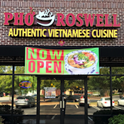 Pho Roswell restaurant located in ROSWELL, GA